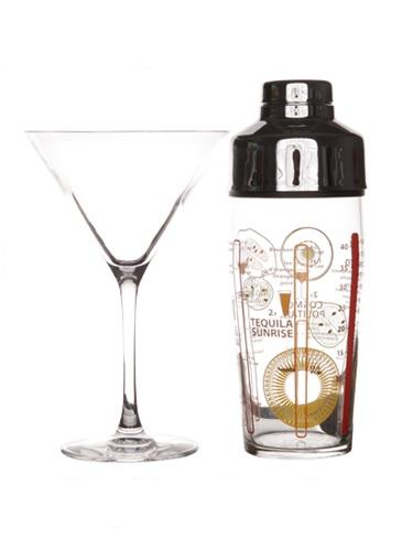 Cocktailset 5-delig