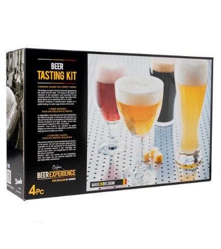 Proefglas Set 4-delig Bier