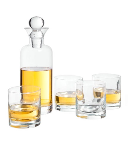 Whisky Set 5-delig